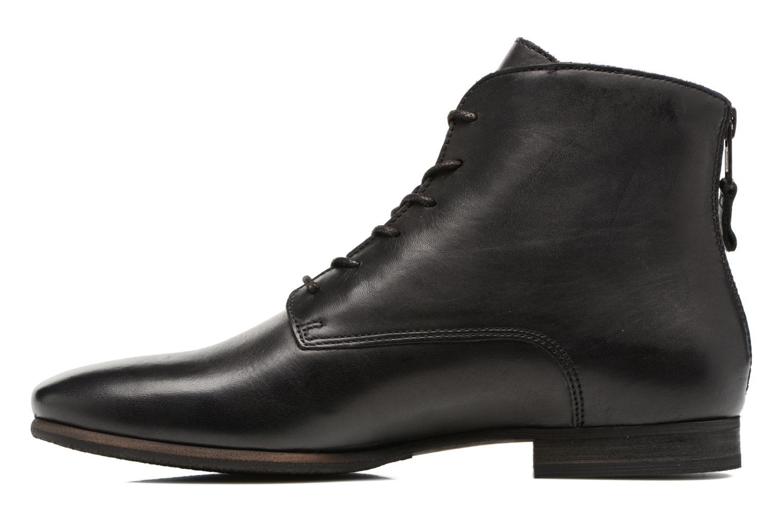 Bottines et boots Kickers GAMEGIRL Noir vue face
