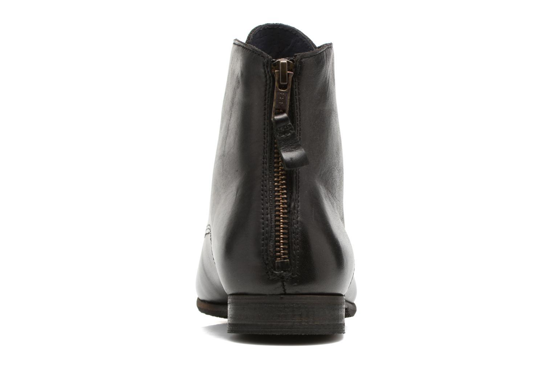 Bottines et boots Kickers GAMEGIRL Noir vue droite