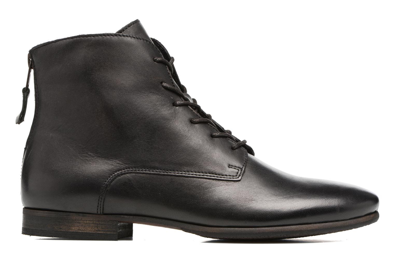 Bottines et boots Kickers GAMEGIRL Noir vue derrière