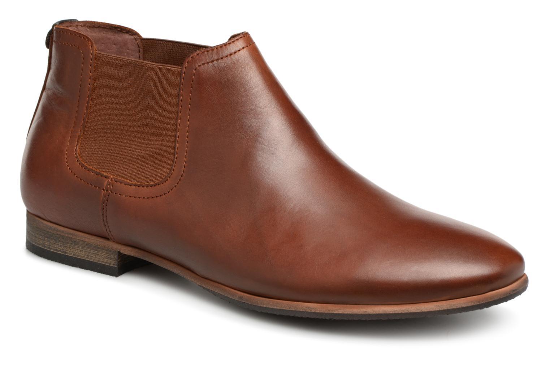Grandes descuentos últimos zapatos Kickers GAZETTA (Marrón) - Botines  Descuento