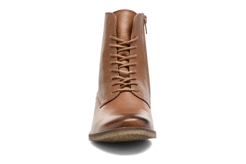 Bottines et boots Kickers LIFEBIS Marron vue portées chaussures