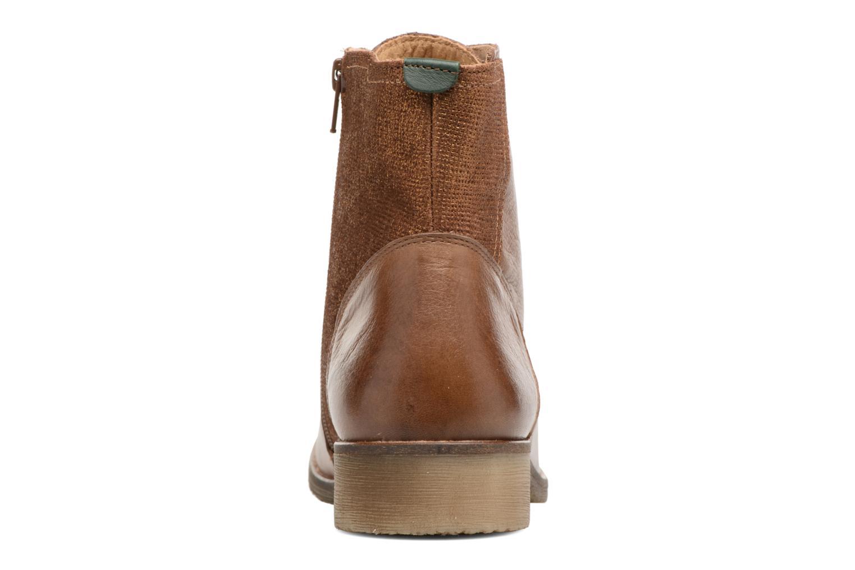 Bottines et boots Kickers LIFEBIS Marron vue droite
