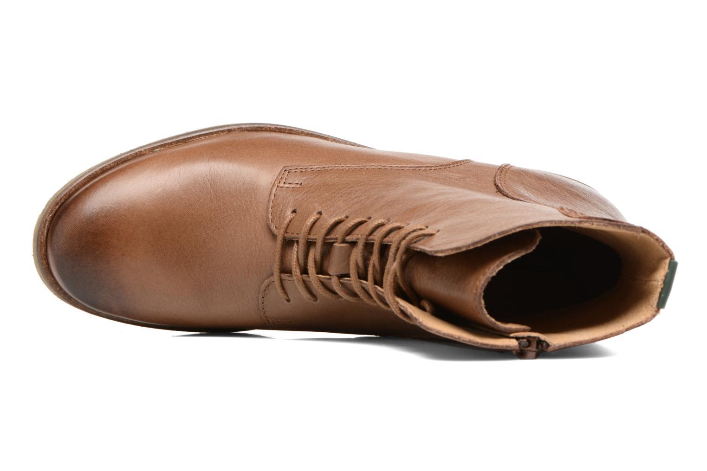 Bottines et boots Kickers LIFEBIS Marron vue gauche