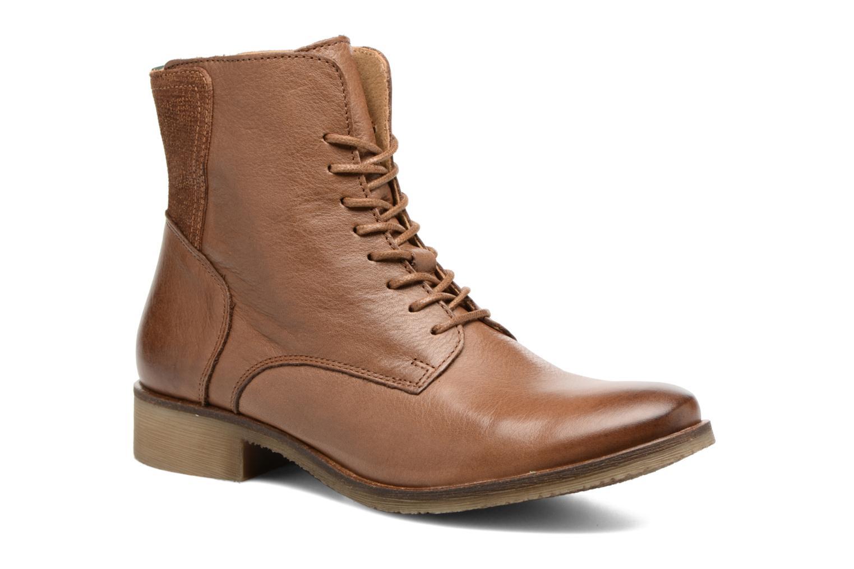 Bottines et boots Kickers LIFEBIS Marron vue détail/paire