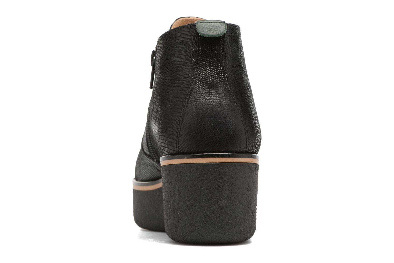 Bottines et boots Kickers PRINCE Noir vue droite