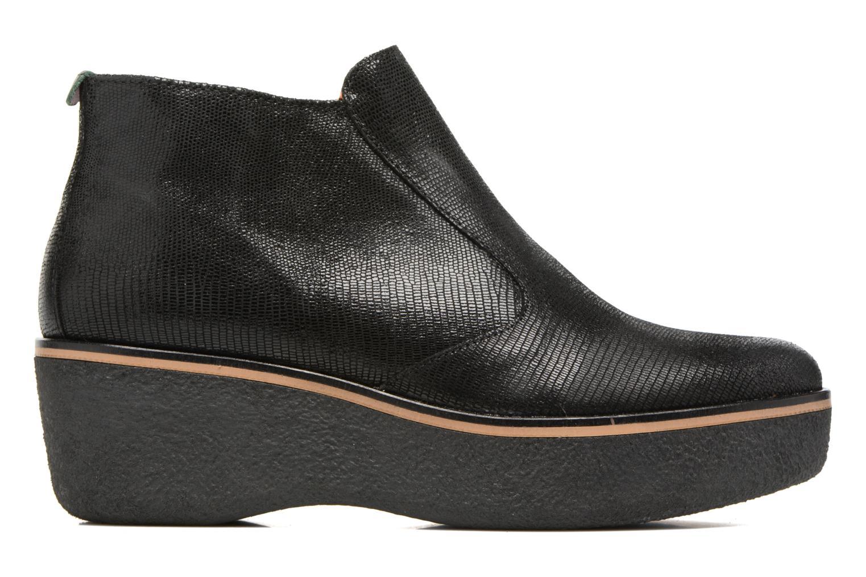 Bottines et boots Kickers PRINCE Noir vue derrière