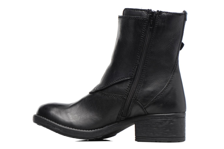 Bottines et boots Kickers REKKAN Noir vue face