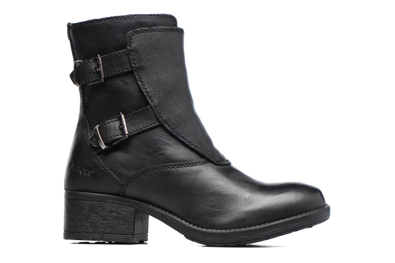 Bottines et boots Kickers REKKAN Noir vue derrière