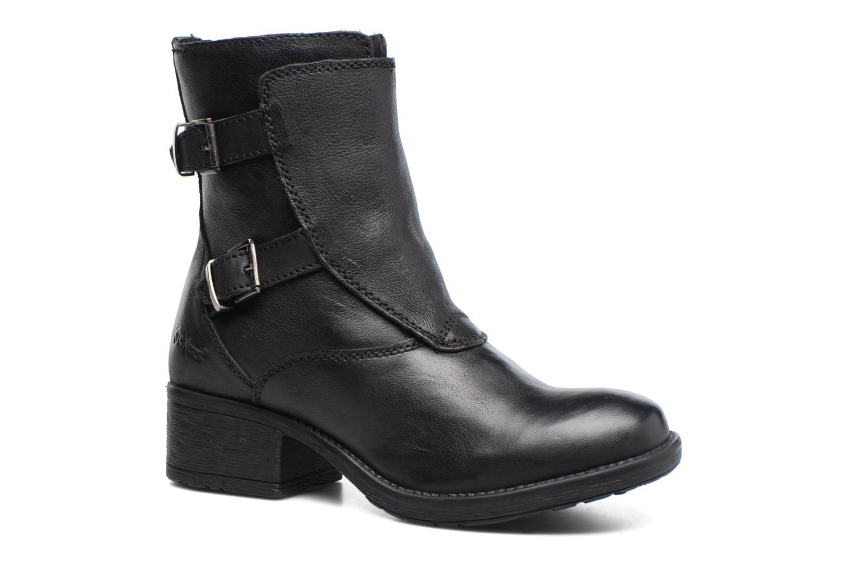 Bottines et boots Kickers REKKAN Noir vue détail/paire