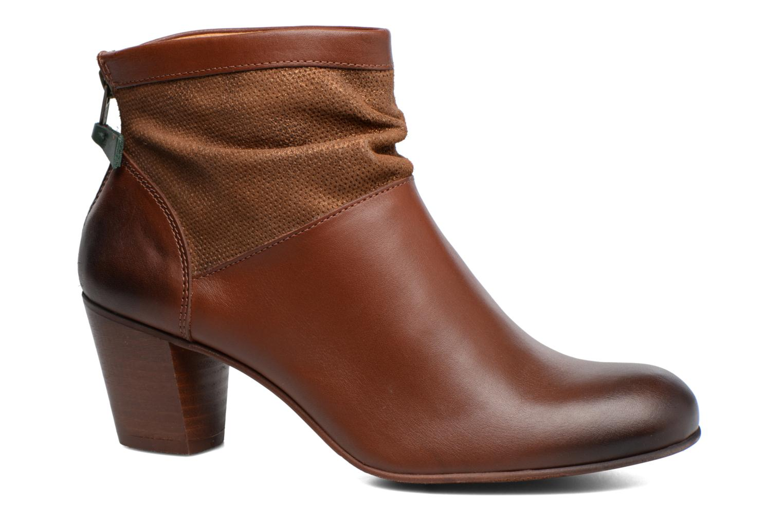 Bottines et boots Kickers SEETY Marron vue détail/paire