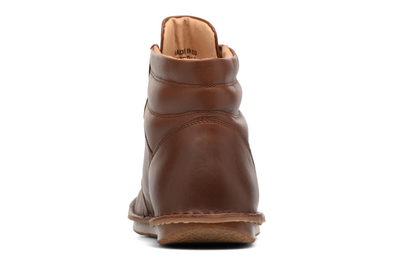 Bottines et boots Kickers WABUCK Marron vue droite