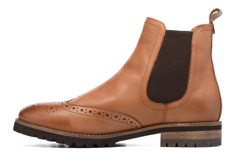 Bottines et boots Kickers WILOW Marron vue face