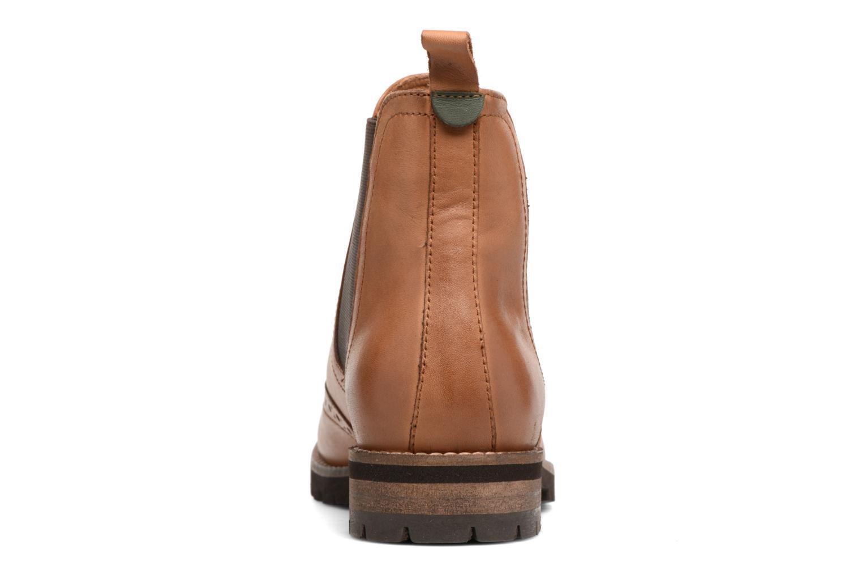 Bottines et boots Kickers WILOW Marron vue droite