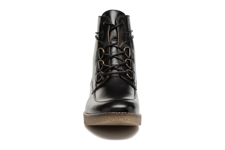 Bottines et boots Kickers ZENHIT Noir vue portées chaussures