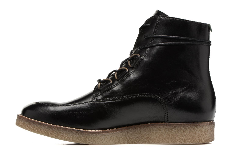 Bottines et boots Kickers ZENHIT Noir vue face