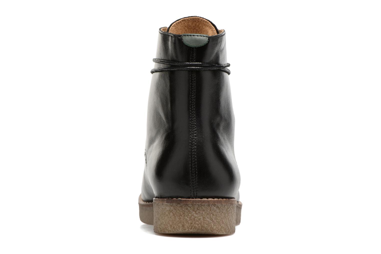 Bottines et boots Kickers ZENHIT Noir vue droite