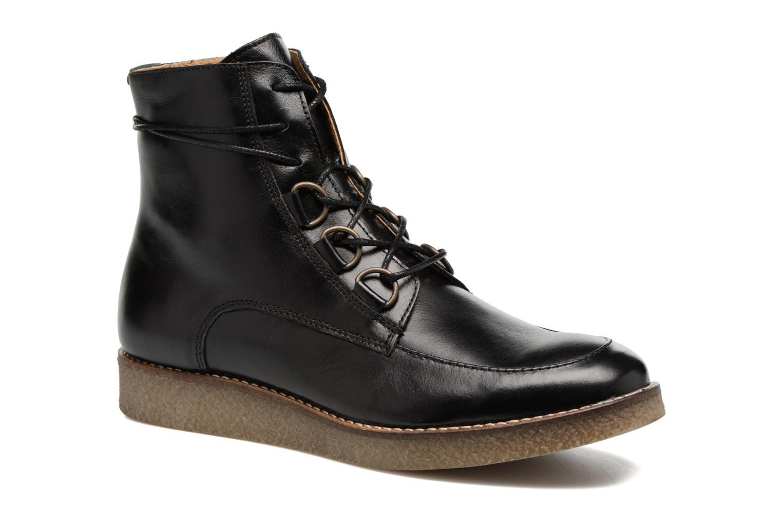 Bottines et boots Kickers ZENHIT Noir vue détail/paire