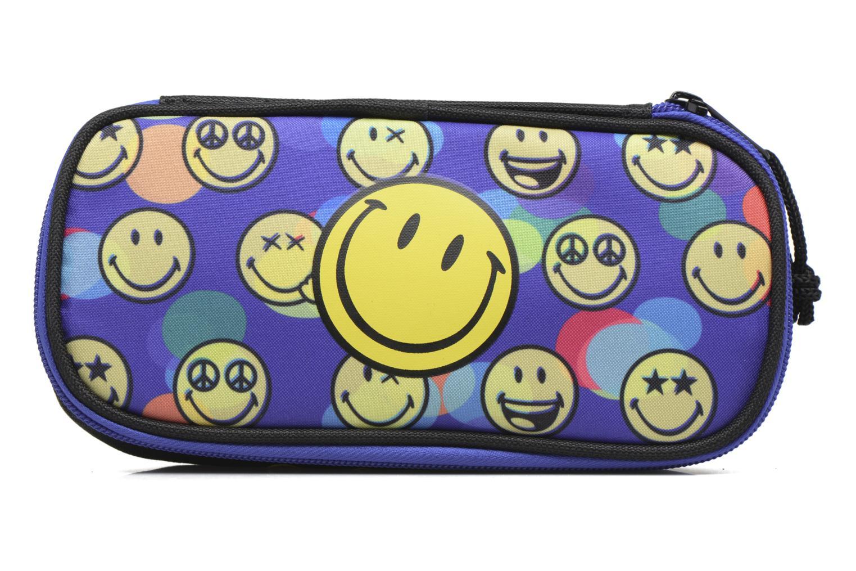 Scolaire Smiley Pen case box Multicolore vue détail/paire
