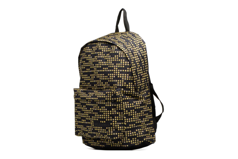 Schulzubehör Smiley Backpack 43cm gelb schuhe getragen
