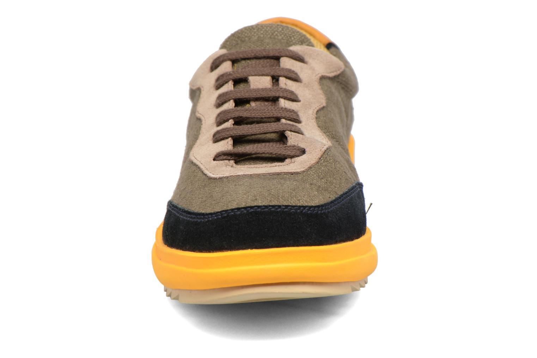 Baskets Camper Marges K100050 Marron vue portées chaussures