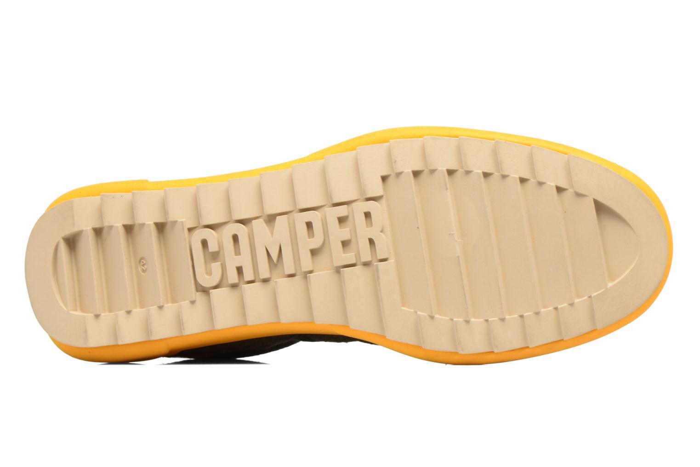 Baskets Camper Marges K100050 Marron vue haut