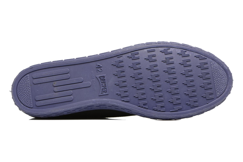 Baskets Camper TWS K100036 Bleu vue haut