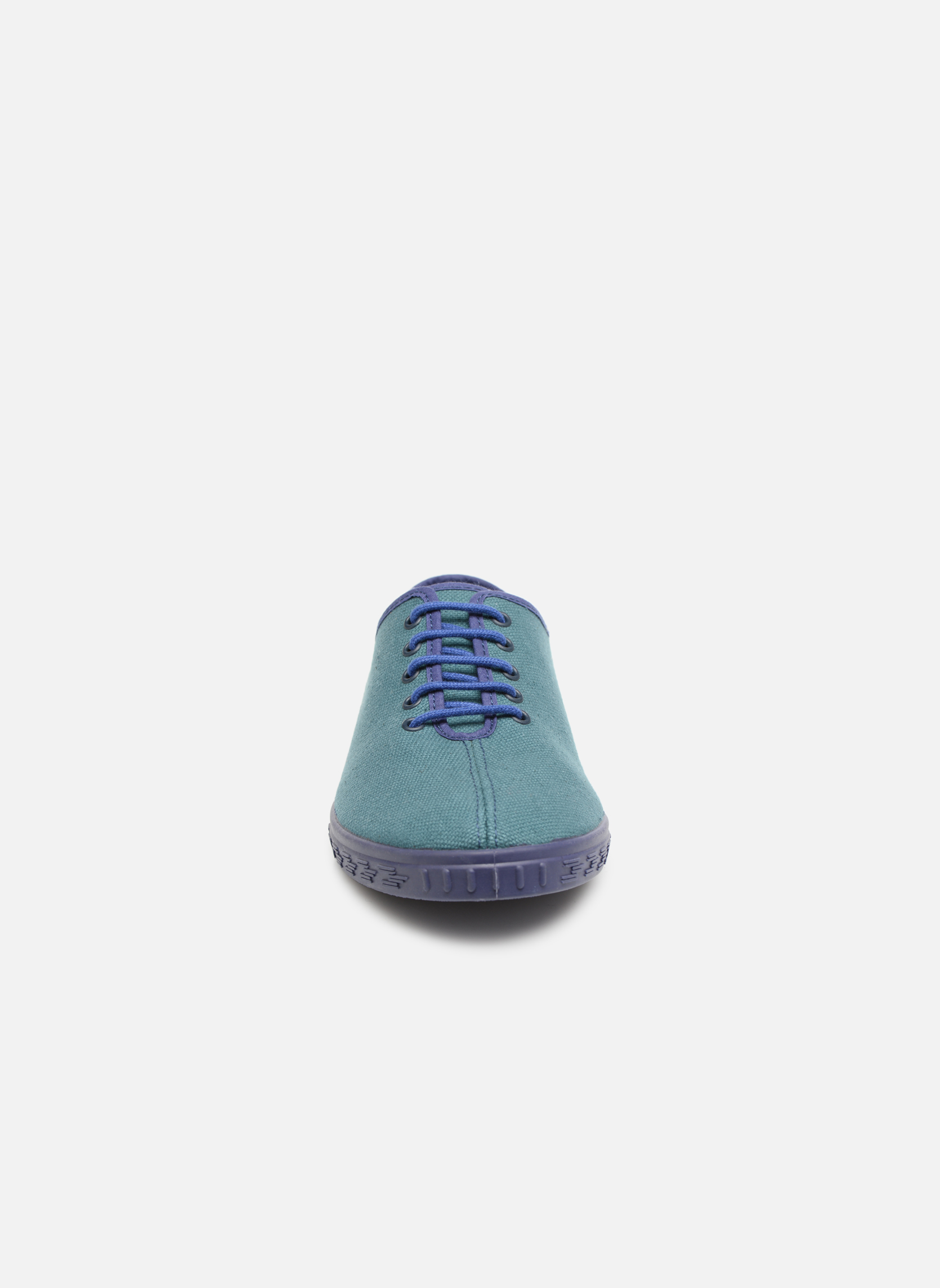 Baskets Camper TWS K100035 Bleu vue portées chaussures