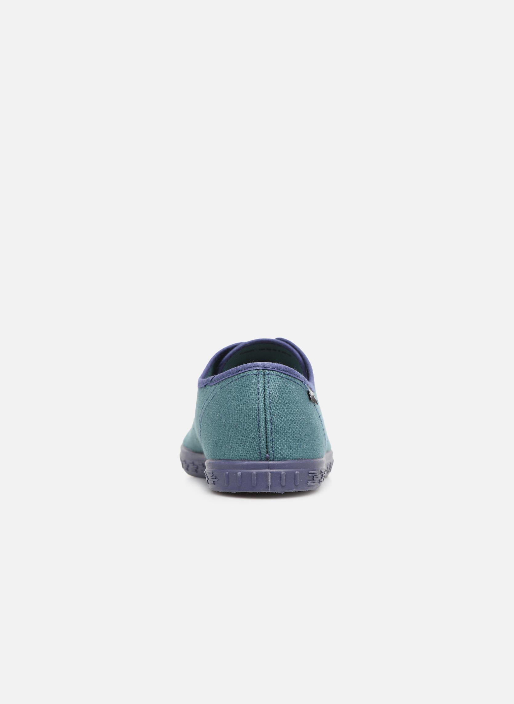 Baskets Camper TWS K100035 Bleu vue droite