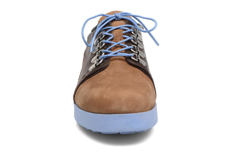 Baskets Camper Beluga K200012 Marron vue portées chaussures