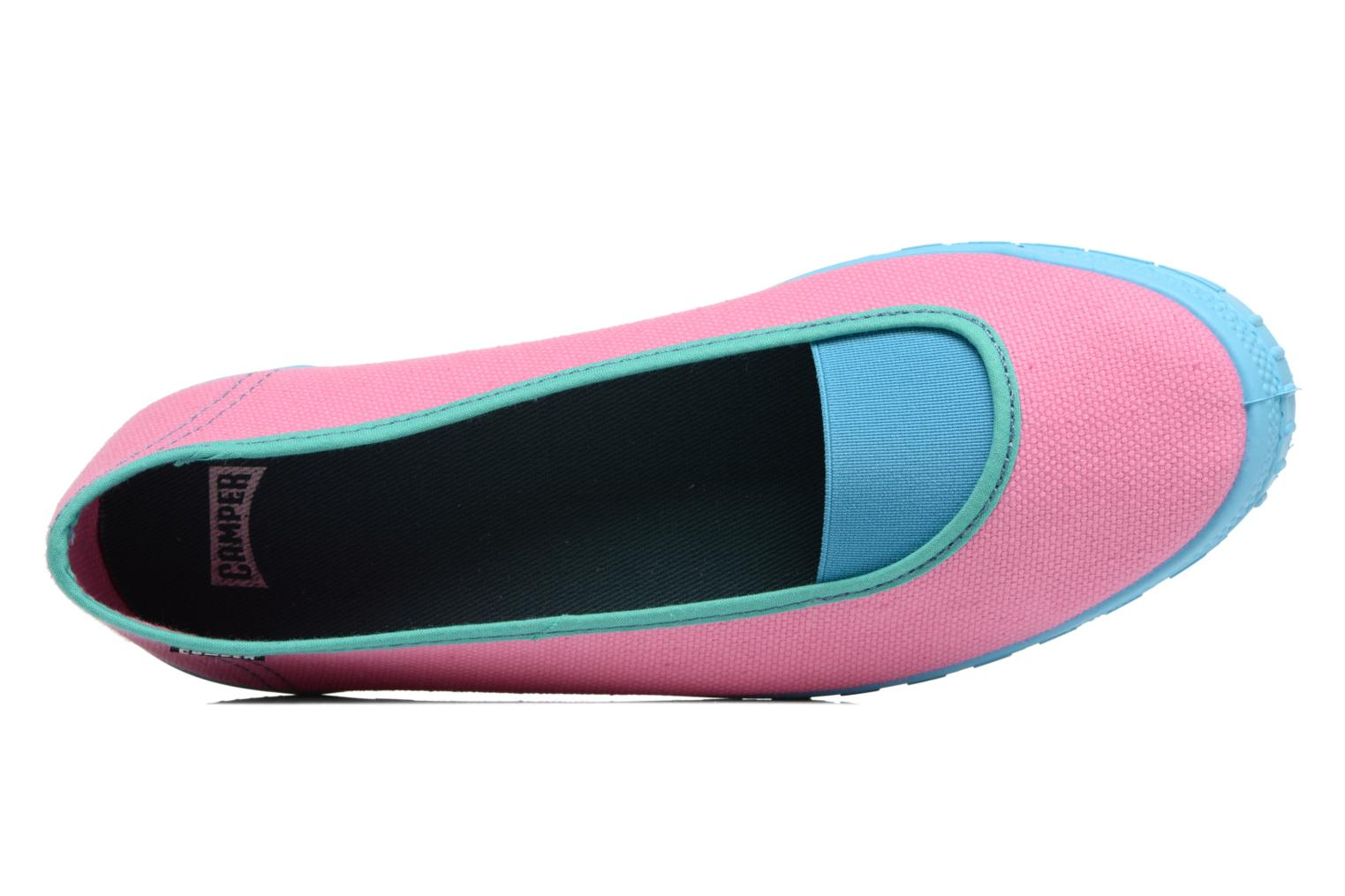 Ballet pumps Camper TWS K200076 Pink view from the left