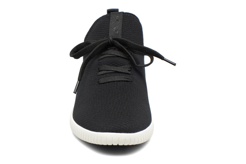 Baskets What For Gaspard Noir vue portées chaussures