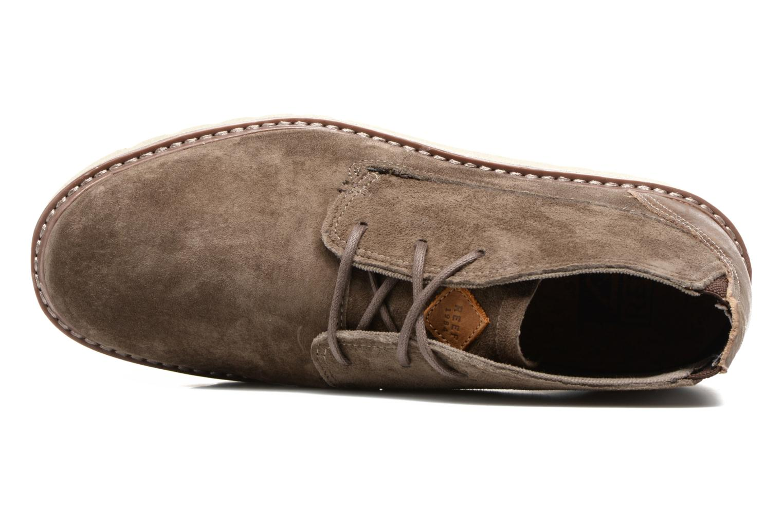 Chaussures à lacets Reef Reef Voyage Boot Marron vue gauche