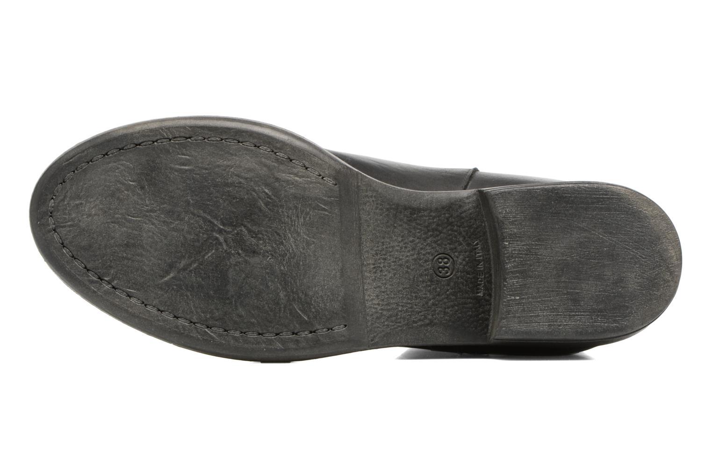 Stiefeletten & Boots Georgia Rose Matrac schwarz ansicht von oben
