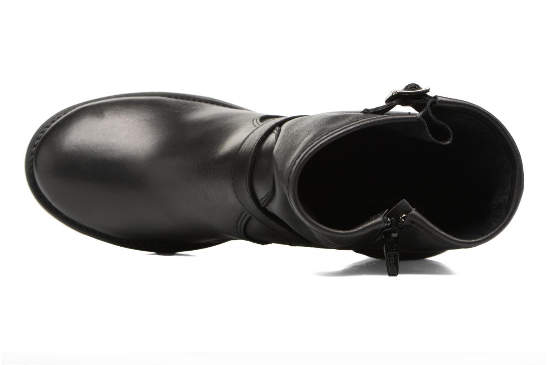 Bottines et boots Georgia Rose Malicia Noir vue gauche