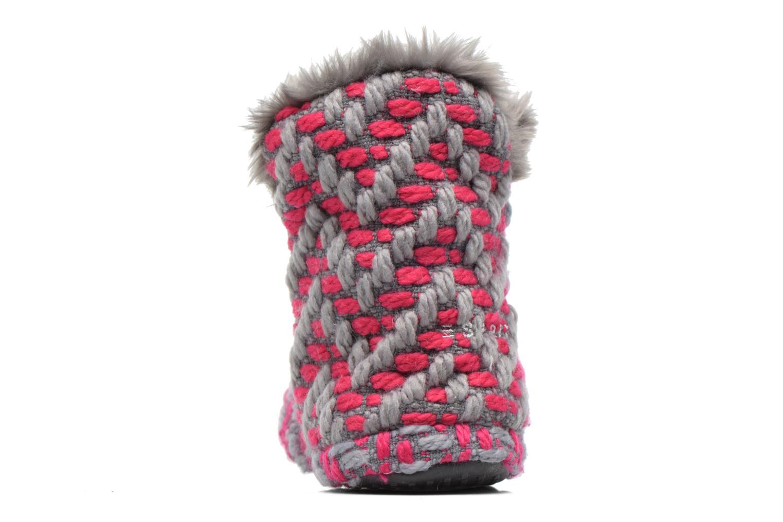 Pantofole Esprit KNITTY BOOTIE Grigio immagine destra