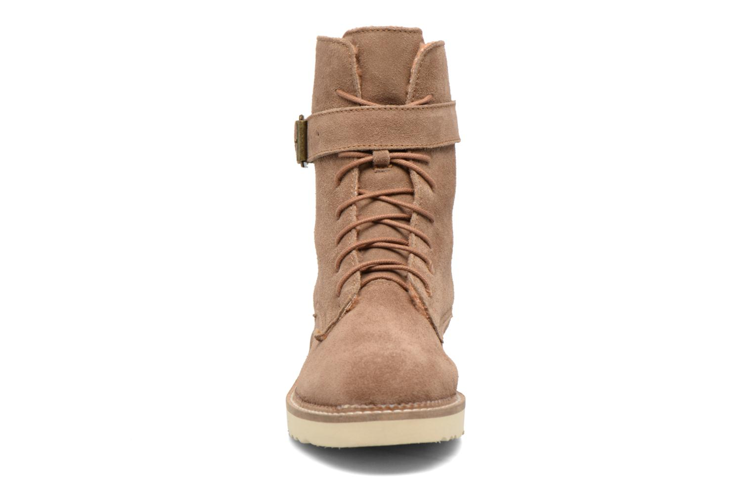 Ankle boots Esprit CORTINA BOOTIE Brown model view