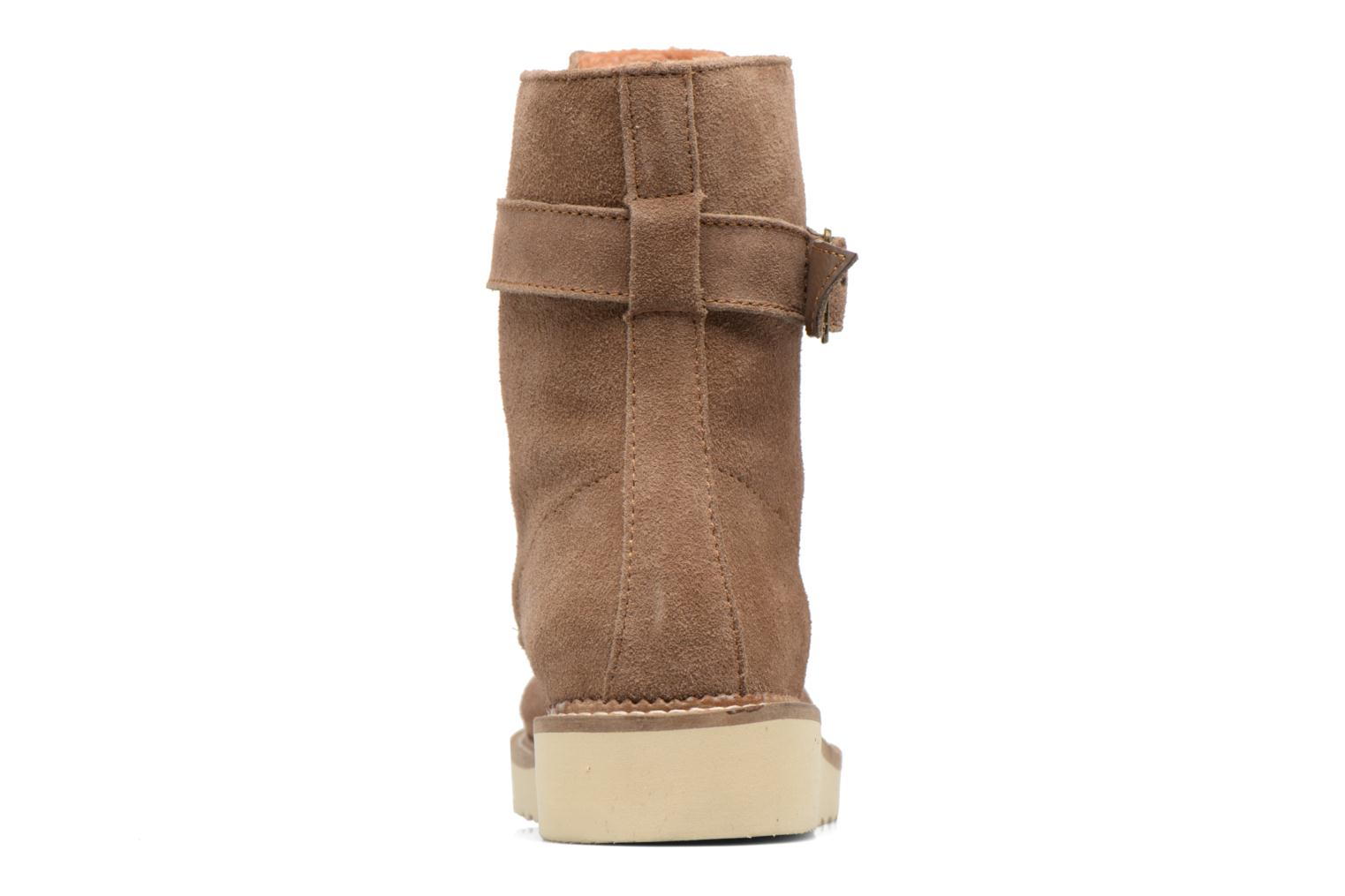 Ankle boots Esprit CORTINA BOOTIE Brown view from the right