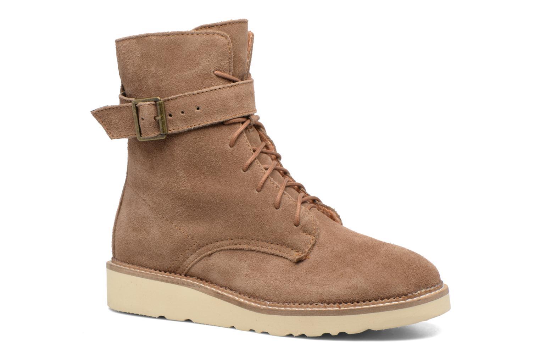 Bottines et boots Esprit CORTINA BOOTIE Marron vue détail/paire