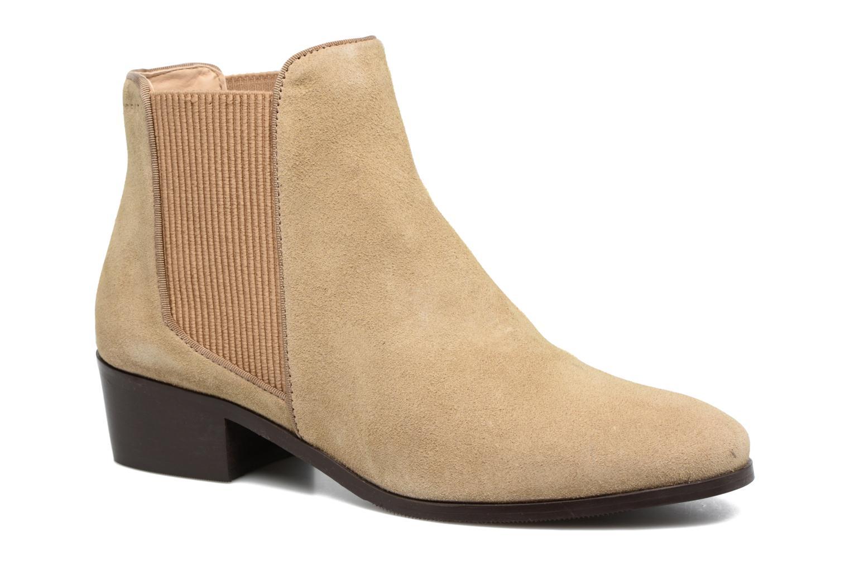 Marques Chaussure femme Esprit femme YUE BOOTIE Camel
