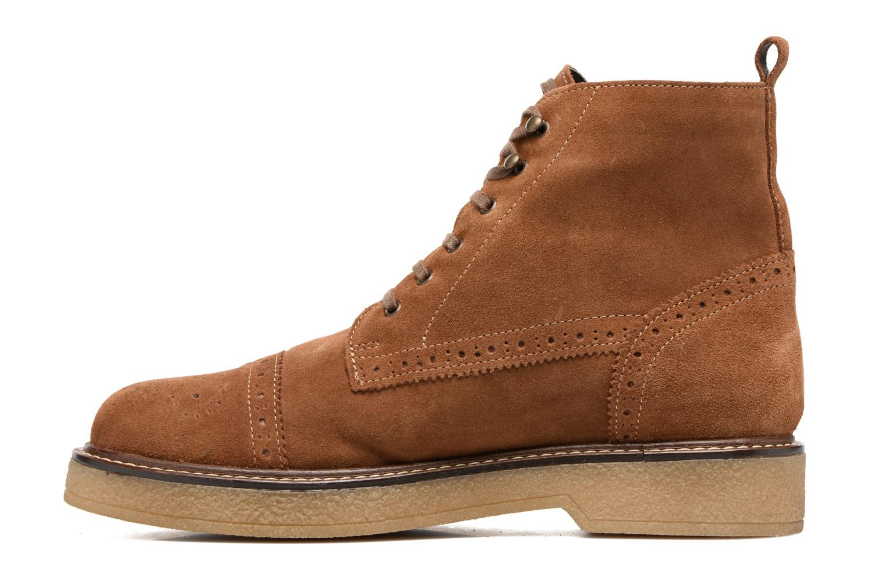 Boots en enkellaarsjes Esprit JONE LOU Bruin voorkant