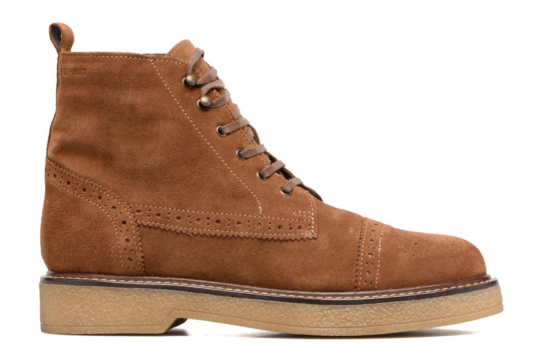Stiefeletten & Boots Esprit JONE LOU braun ansicht von hinten