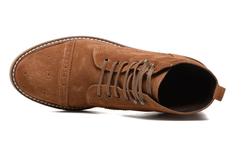 Stiefeletten & Boots Esprit JONE LOU braun ansicht von links