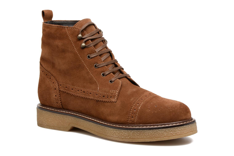 Boots en enkellaarsjes Esprit JONE LOU Bruin detail
