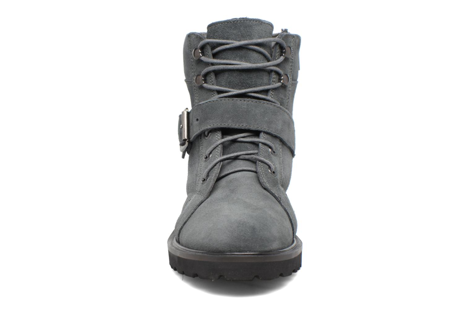 MEGEE BUCKLE BOOTIE Anthracite 2