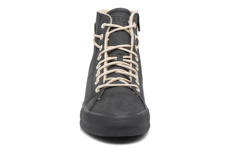 Baskets Esprit SIMONA BOOTIE Noir vue portées chaussures