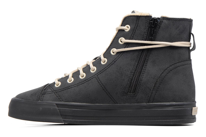 Sneaker Esprit SIMONA BOOTIE schwarz ansicht von vorne