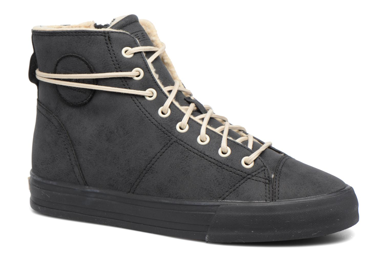 Sneaker Esprit SIMONA BOOTIE schwarz detaillierte ansicht/modell