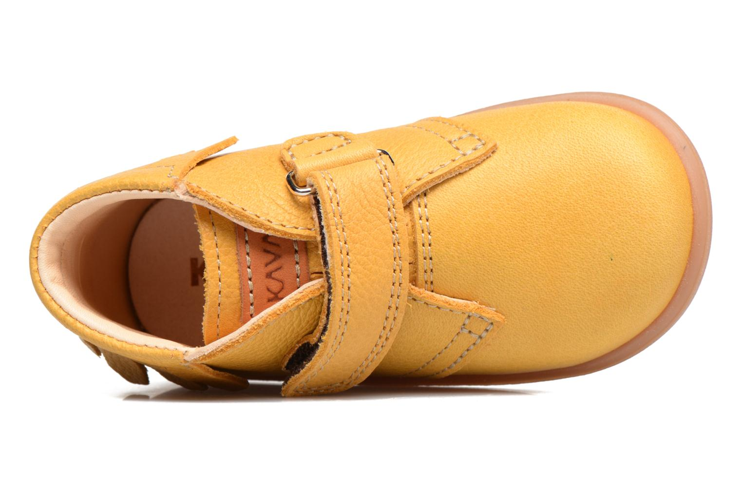 Ankle boots Kavat Tinka EP Yellow view from the left