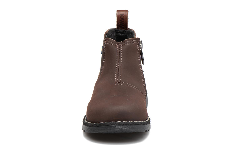 Bottines et boots Kavat Nymolla XC Marron vue portées chaussures