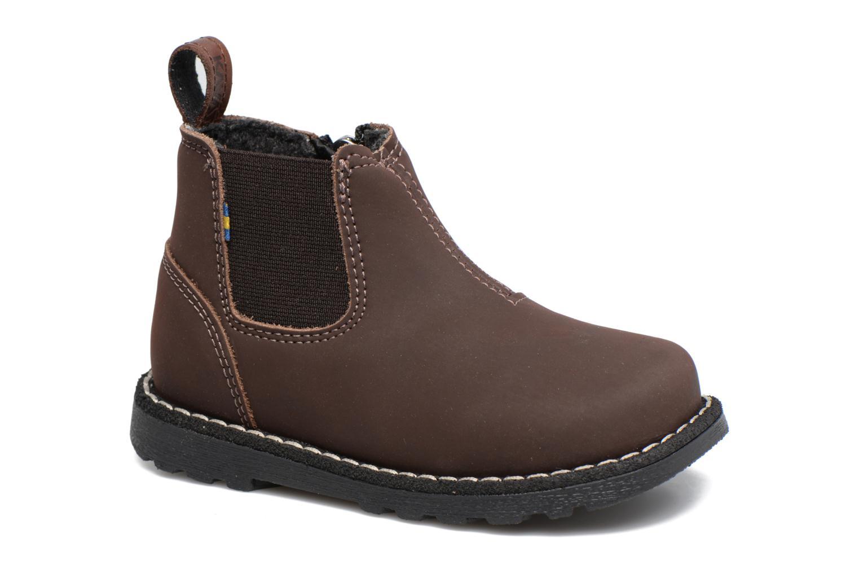 Bottines et boots Kavat Nymolla XC Marron vue détail/paire